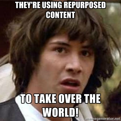 repurposing content tips tools examples resources