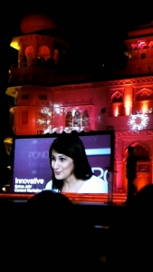 Salma Interview for Ponds Miracle Journey