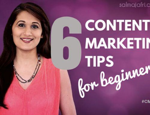 6 Content Marketing Tips for Beginners