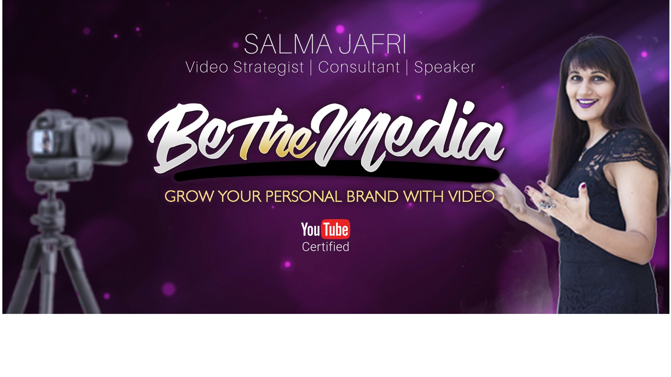 Salma Jafri Logo